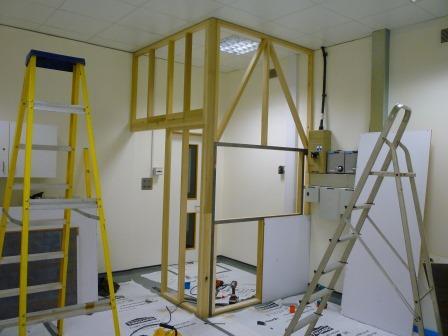 Princess Royal Envirotect Control Room 1