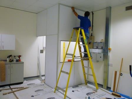 Princess Royal Envirotect Control Room 2