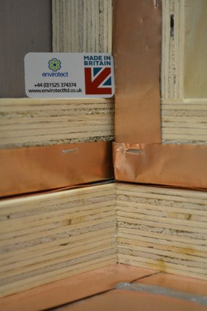 Envirotect Copper RF Cage Made In Britain