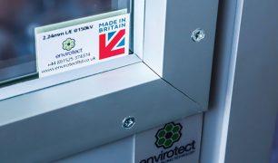 Envirotect Made in Britain X-ray Screen