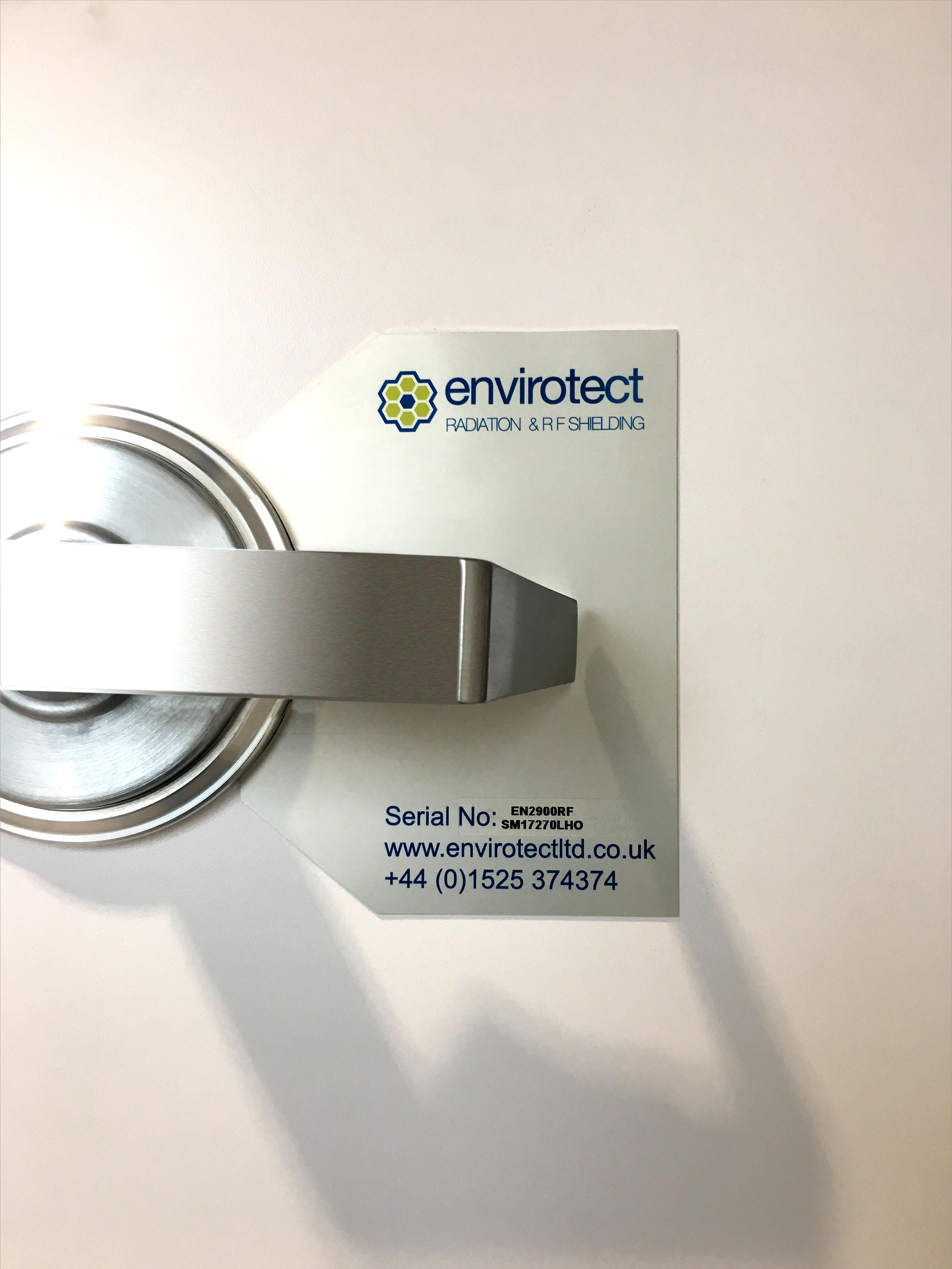 Envirotect RF Door