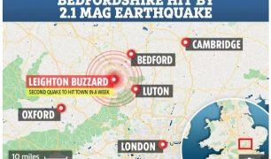 Envirotect 2nd Earthquake hits premises