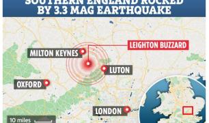 Envirotect Hit By 3.3 Mag Earthquake