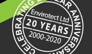 Envirotect 20 Years